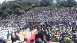 Zimbabwe Heroines Laid to Rest