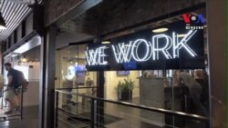 Co-Working Spaces Facilitate New Working Style in the US