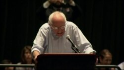 Bernie Sanders booed when he says we must elect Hillary Clinton