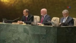 Dünya liderləri BMT-nin illik sammitində miqrantlara dəstək göstərməyə söz verib