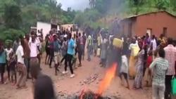 布隆迪反對派繼續示威抗議總統謀求連任