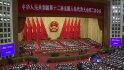 中国国防开支连续两位数增长
