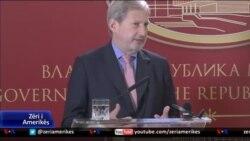 BE nis procesin e vlerësimit të legjislaturës maqedonase