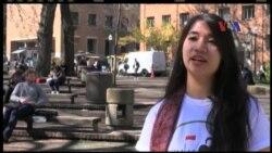 Mahasiswa Indonesia di Portland State University Perkenalkan Angklung