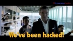 Học tiếng Anh qua phim ảnh: We've been hacked- Phim I.T (VOA)