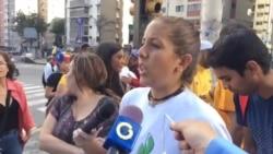 Movimiento estudiantil venezolano convoca 'nuevo trancazo'