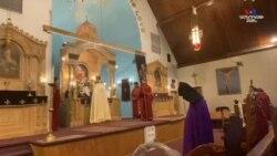 Նյու Յորք եւ Նյու Ջերսի նահանգների հայկական եկեղեցիներում Հայաստանի եւ Ղարաբաղի համար միասնական աղոթք է հնչել