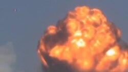 敘利亞中部遭遇火箭襲擊40多人死傷