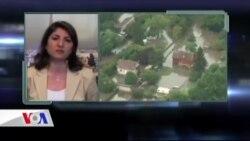 Paris'te Grevler Sel Tehlikesi ve İsrail-Fiistin Görüşmeleri