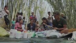 Karen Return to War in Myanmar