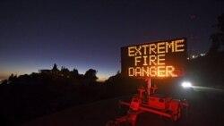 EE.UU.: Incendios forestales California y Montana