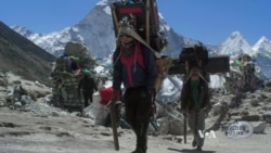 Everest Tragedy Highlights Plight of Sherpas