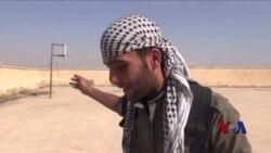 实地见证:科巴尼百姓日夜担心伊斯兰国炮击