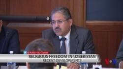 Religious freedom in Uzbekistan