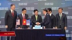 PetroVietnam GAS ký thỏa thuận tỉ đô với tập đoàn AES Mỹ