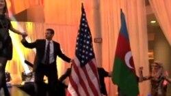 Vaşinqtonda Azərbaycan Amerika Alyansının qala-ziyafəti