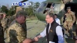"""Manchetes Americanas 24 Julho: Enviado especial americano diz que Rússia é responsável pela """"guerra quente"""" no leste da Ucrânia"""