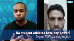 TALK2US: Do Student Athletes Have Any Power?