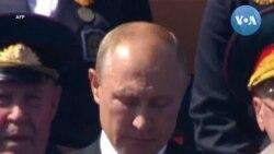 Putin ca ngợi chiến thắng của Hồng quân Liên Xô trước Đức Quốc xã