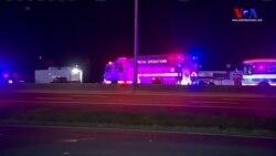 Teksas'taki Bombalı Paket Şüphelisi Son Bombayı Aracında Patlattı