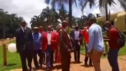 Khupe's Promises Before Storming Out of MDC-T Extraordinary Congress