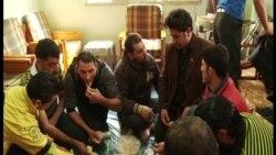Çekdarên Brîndar yên Sûrî li Urdinê