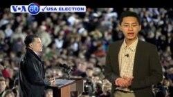 Nhiều cử tri đang ngả về phía ông Romney