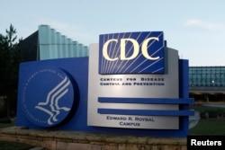 Kantor Pusat Pengendalian dan Pencegahan Penyakit (CDC) di Atlanta, Georgia, AS.