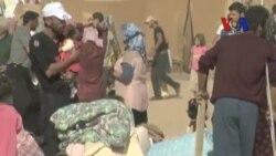 BM: 'Suriyeli Mülteci Krizi Hızla Büyüyor'