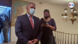 Duque insta a una respuesta hemisférica frente a crisis migratoria haitiana