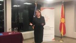 Вилма Трајковска ќе ги унапредува лидерските вештини на иселеничките во САД