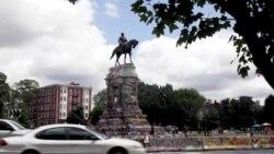 已逝捐赠者让移除邦联纪念碑变得复杂化