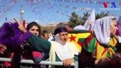 Diyarbakır'da Çok Renkli 8 Mart