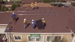 California Sets Sights on Solar Power