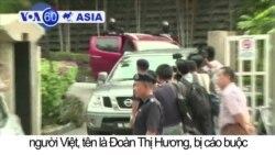 Ấn định ngày xét xử hai nữ nghi phạm vụ ám sát Kim Jong Nam