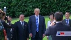 جمهور رئیس ټرمپ - شمالي کوریا