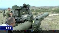 Ushtarët amerikanë sterviten në Maqedoni