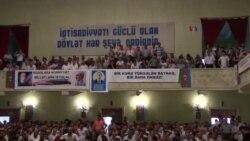 Azərbaycan Xalq Cəbhəsinin 25 illik yubileyi