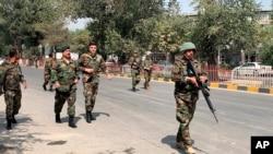کابل میں پانچ ستمبر کو طالبان کے کار حملے میں امریکی اہل کار سمیت 12 افراد ہلاک ہو گئے تھے۔