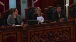 Senadora opositora asume la presidencia de Bolivia