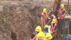 印度西部泥石流造成至少21人死亡
