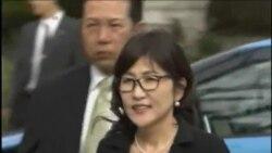 日本防卫大臣参拜靖国神社