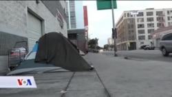 Los Angeles: Raste broj beskućnika