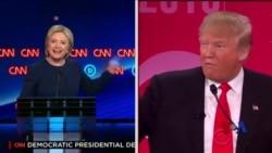 总统候选人辩论关乎选举结果