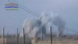سفارت روسیه در دمشق هدف حمله قرار گرفت