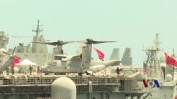 南中国海行为攸关美中两军关系前景