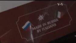 """У Росії навчились робити """"майже італійський сир"""" - через санкції. Відео"""