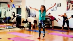 97-Year-Old Yoga Teacher's Outlook on Life