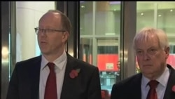 2012-11-11 美國之音視頻新聞: BBC總裁辭職