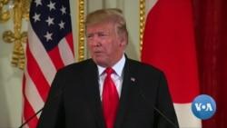 Trump: Japan-Mediated Iran Talks 'Would Be Fine'